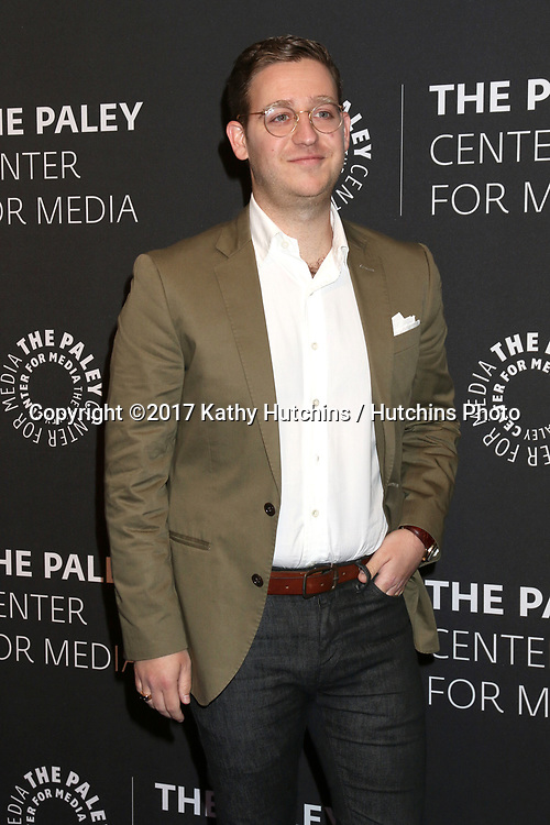 """LOS ANGELES - MAY 18:  Trevor Einhorn at the 2017 PaleyLive LA - """"Dirty Dancing: The New ABC Musical Event"""" Premiere Screening And Conversation at the Paley Center for Media on May 18, 2017 in Beverly Hills, CA"""
