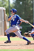 Jacob Kuebler - Kansas City Royals - 2010 Instructional League.Photo by:  Bill Mitchell/Four Seam Images..