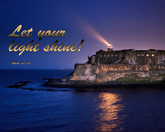 Light Shine inspirational