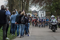 Peloton <br /> <br /> 53th Amstel Gold Race (1.UWT)<br /> 1 Day Race: Maastricht &gt; Berg en Terblijt (263km)