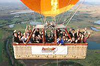 20151025 Oct 25 Hot Air Balloon Gold Coast