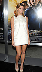 Ashley Greene at the world premiere of 'The Mortal Instruments City of Bones' held at the Arclight Cinerama Dome on August 12, 2013..