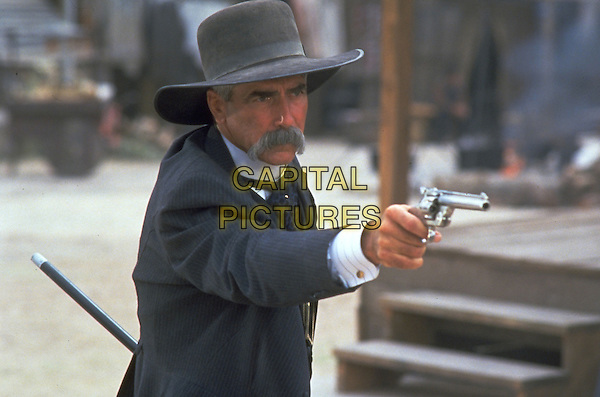 Tombstone (1993) <br /> Sam Elliott<br /> *Filmstill - Editorial Use Only*<br /> CAP/KFS<br /> Image supplied by Capital Pictures