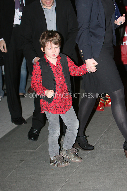 WWW.ACEPIXS.COM . . . . .  ....November 17 2009, New York City....Actress Helena Bonham-Carter and her son Billy Ray arriving at MoMA's Second Annual Film Benefit, Honoring Tim Burton at the MOMA on November 17, 2009 in New York.....Please byline: NANCY RIVERA- ACE PICTURES.... *** ***..Ace Pictures, Inc:  ..tel: (212) 243 8787 or (646) 769 0430..e-mail: info@acepixs.com..web: http://www.acepixs.com
