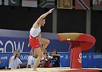29/07/2014 - Gymnastics - Commonwealth Games Glasgow 2014 - SECC Hydro - Glasgow - UK