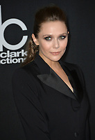 Elizabeth Olsen at the 21st Annual Hollywood Film Awards at The Beverly Hilton Hotel, Beverly Hills. USA 05 Nov. 2017<br /> Picture: Paul Smith/Featureflash/SilverHub 0208 004 5359 sales@silverhubmedia.com