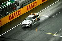 11th July 2020; Styria, Austria; FIA Formula One World Championship 2020, Grand Prix of Styria qualifying sessions;  F1 Medical Car, heavy rain Spielberg Austria