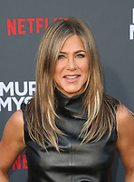 10 June 2019 - Westwood, California - Jennifer Aniston. The Los Angeles Premiere Screening of Murder Mystery  held at Regency Village Theatre. Photo Credit: Faye Sadou/AdMedia
