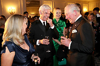 07 February 2019 - Prince Charles, Prince Of Wales shares a joke with Stephanie Lowe, Phillip Schofield and Fearne Cotton during the Prince's Trust Invest In Futures Reception at The Savoy Hotel in London. Over the past 13 years, The Princes Trusts 'Invest in Futures' event has encouraged donors to help disadvantaged young people into work, training or enterprise. Photo Credit: ALPR/AdMedia