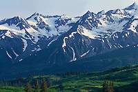 Takhinsha Mountains, Alaska<br />