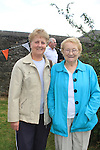 The Handing over of the keys to the old parocial House to the Dunleer community..Margaret Murphy and Lilly Flanagan.Picture Fran Caffrey www.newsfile.ie