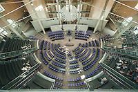 2014/09/07 Reichstag | Sitzungssaal
