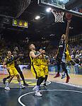 05.01.2020, EWE Arena, Oldenburg, GER, easy Credit-BBL, EWE Baskets Oldenburg vs Hamburg Towers, im Bild<br /> Jorge GUTIERREZ (Hamburg Towers #7 ) Rasid MAHALBASIC (EWE Baskets Oldenburg #24 ) Karsten TADDA (EWE Baskets Oldenburg #9 )<br /> Foto © nordphoto / Rojahn