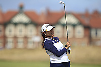 Mariajo Uribe (COL) on the 2nd fairway during Round 3 of the Ricoh Women's British Open at Royal Lytham &amp; St. Annes on Saturday 4th August 2018.<br /> Picture:  Thos Caffrey / Golffile<br /> <br /> All photo usage must carry mandatory copyright credit (&copy; Golffile | Thos Caffrey)