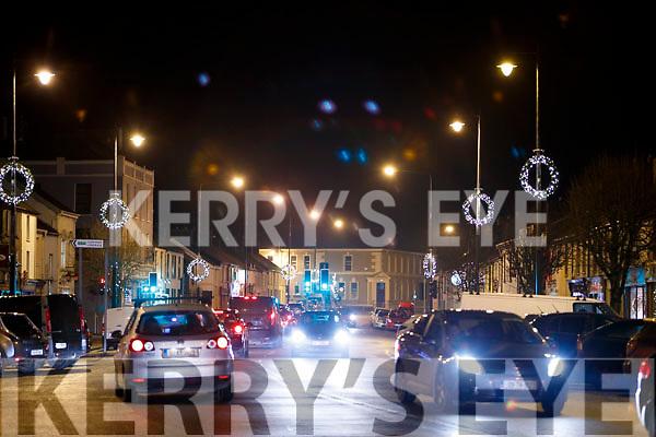 Christmas Lights in Castleisland.