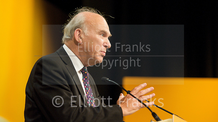 Liberal Democrats<br /> Autumn Conference 2011 <br /> at the ICC, Birmingham, Great Britain <br /> <br /> 17th to 21st September 2011 <br /> <br /> The Right Honourable<br /> Vince Cable MP<br /> Secretary of State for Business, Innovation and Skills<br /> Speech <br /> <br /> <br /> Photograph by Elliott Franks