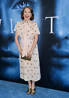 Gemma Whelan at the season seven premiere for &quot;Game of Thrones&quot; at the Walt Disney Concert Hall, Los Angeles, USA 12 July  2017<br /> Picture: Paul Smith/Featureflash/SilverHub 0208 004 5359 sales@silverhubmedia.com