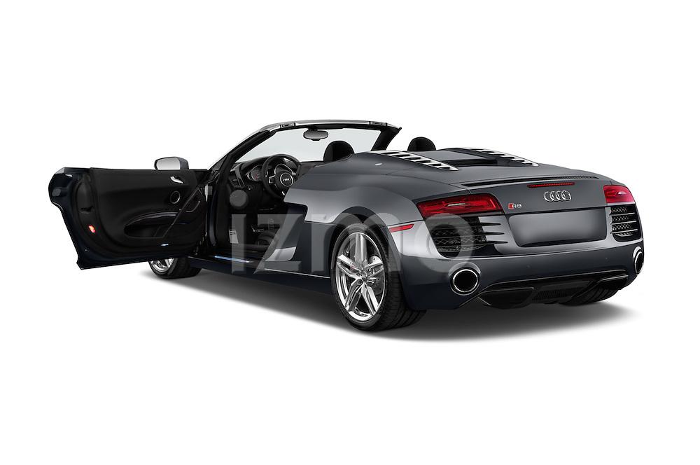 2014 Audi R8 Spyder Convertible Doors