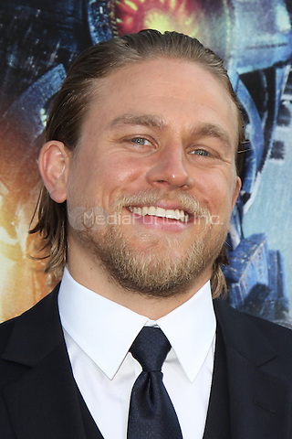 HOLLYWOOD, CA - JULY 9:  Charlie Hunnam at the Pacific Rim  Premiere held at the Dolby Theatre in Hollywood, California. July 9, 2013. Credit: mpi21/MediaPunch Inc.