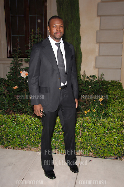 Actor CHRIS TUCKER at Chrysalis' Fifth Annual Butterfly Ball at a private villa in Bel Air. Chrysalis is a non-profit organization dedicated to helping the homeless..June 10, 2006  Los Angeles, CA.© 2006 Paul Smith / Featureflash