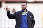 Andrea Bertolacci of Sampdoria waves during the Serie A match at Stadio Grande Torino, Turin. Picture date: 8th February 2020. Picture credit should read: Jonathan Moscrop/Sportimage