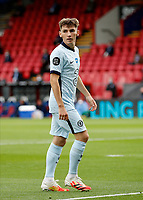 7th July 2020; Selhurst Park, London, England; English Premier League Football, Crystal Palace versus Chelsea; Billy Gilmour of Chelsea