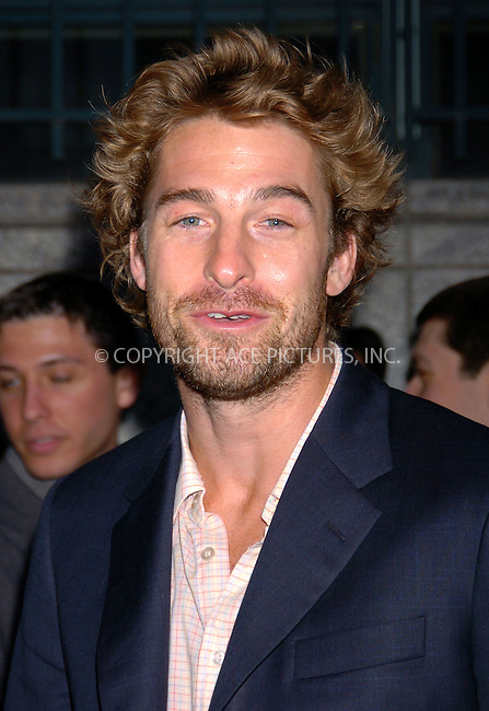Actor Scott Speedman arrived at the premiere of 'Stage Beauty' on the final day of the 2004 Tribeca Film Festival. New York City. May 8 2004. Please byline: AJ SOKALNER/ACE Pictures.   ..*PAY-PER-USE*      ....IMPORTANT: Please note that our old trade name, NEW YORK PHOTO PRESS (NYPP), is replaced by new name, ACE PICTURES. New York Photo Press and ACE Pictures are owned by All Celebrity Entertainment, Inc.......All Celebrity Entertainment, Inc:  ..contact: Alecsey Boldeskul (646) 267-6913 ..Philip Vaughan (646) 769-0430..e-mail: info@nyphotopress.com