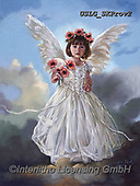 CHILDREN, KINDER, NIÑOS, paintings+++++,USLGSKPROV2,#K#, EVERYDAY ,Sandra Kock, victorian ,angels