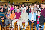 Tom Lynch, Ballyard Tralee celebrates his 50th Birthday with family and Friends at Stokers Lodge on Saturday