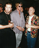 1997 <br /> Stephen Baldwin,Val Kilmer, David Geffen<br /> Photo By John Barrett-PHOTOlink.net/MediaPunch
