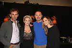 General Hospital's actors - James Patrick Stuart and Maura West and William DeVry and Tamara Braun on October 5, 2019 at the Hollywood Casino, Columbus, Ohio with a Q & A and a VIP meet and greet. (Photo by Sue Coflin/Max Photo)