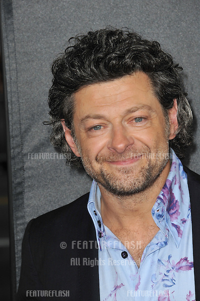 "Andy Serkis at the Los Angeles premiere of his new movie ""Rise of the Planet of the Apes"" at Grauman's Chinese Theatre, Hollywood..July 28, 2011  Los Angeles, CA.Picture: Paul Smith / Featureflash"