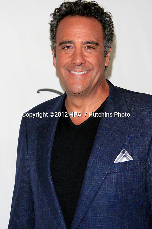 LOS ANGELES - JUL 27:  Brad Garrett arrives at the ABC TCA Party Summer 2012 at Beverly Hilton Hotel on July 27, 2012 in Beverly Hills, CA
