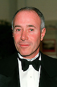David Geffen, The David Geffen Company, arrives at The White House in Washington, D.C. for the State Dinner honoring President Jiang Zemin of China on October 29, 1997..Credit: Ron Sachs / CNP