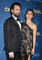HOLLYWOOD, CA - FEBRUARY 02: Matthew Rhys (L) and Keri Russell attend the 71st Annual Directors Guild Of America Awards at The Ray Dolby Ballroom at Hollywood & Highland Center on February 02, 2019 in Hollywood, California.<br /> CAP/ROT/TM<br /> ©TM/ROT/Capital Pictures