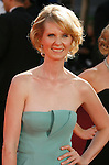 LOS ANGELES, CA. - September 21: Actress Cynthia Nixon arrive at the 60th Primetime Emmy Awards at the Nokia Theater on September 21, 2008 in Los Angeles, California.