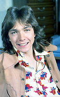 David Cassidy taken in the Plaza Hotel New York<br />  in 1973<br /> <br /> PHOTO : Allan warren