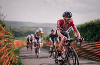 Tomasz Marczynski (POL/Lotto-Soudal) up La Redoute<br /> <br /> 104th Li&egrave;ge - Bastogne - Li&egrave;ge 2018 (1.UWT)<br /> 1 Day Race: Li&egrave;ge - Ans (258km)
