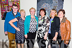 Paudie Riordan,Margaret Breen,Mary Greensmith,Brenda O'Connor, Patsy O'Connor and Patsy O'Connelenjoying the  IT Tralee Musical Society Concert in aid of Pieta House in the Fels Point Hotel on Thursday