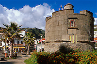 Portugal, Madeira, Wehrturm Fortaleza Sao Bento in Ribeira Brava