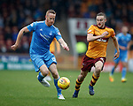 Adam Rooney and Allan Campbell
