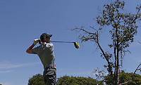 Ross Fisher (ENG) returns to defend his 2014 crown; caught by the remote camera on the 4th tee during the practice day ahead of the Tshwane Open 2015 at the Pretoria Country Club, Waterkloof, Pretoria, South Africa. Picture:  David Lloyd / www.golffile.ie. 10/03/2015