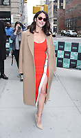 NEW YORK, NY April 10: Inbar Lavi at Build Series to talk about 2nd season of Imposters in New York. April 10, 2018 <br /> CAP/MPI/RW<br /> &copy;RW/MPI/Capital Pictures