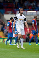 Sun 22 September 2013<br /> <br /> Pictured: Michu of Swansea <br /> Re: Barclays Premier League Crystal Palace FC  v Swansea City FC  at Selhurst Park, London