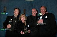 Montreal (Qc) CANADA - Feb 24 2003 file photo-<br /> <br /> Jutras (awards) Gala
