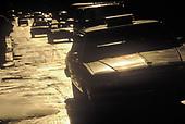 Taxi, Madison Avenue, Manhattan, New York