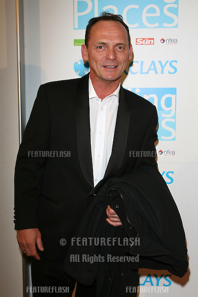 Perry Fenwick arriving at the Barclays Trading Places Awards 2009, at the Intercontinental Hotel, London. 13/10/2009  Picture by: Alexandra Glen / Featureflash