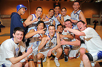 120830 Basketball - Wellington Secondary Schools Finals