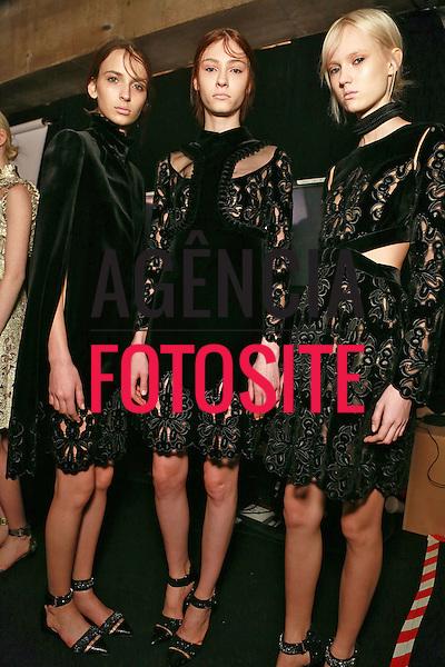 Erdem<br /> Womenswear Fall Winter 2014 London Fashion Week February 2014 Londres, Inglaterra &ndash; 02/2014 - Desfile de Erdem durante a Semana de moda de Londres - Inverno 2014. <br /> Foto: FOTOSITE