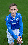 St Johnstone FC Academy U13's<br /> Blair White<br /> Picture by Graeme Hart.<br /> Copyright Perthshire Picture Agency<br /> Tel: 01738 623350  Mobile: 07990 594431